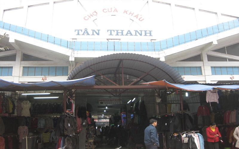 Mua hàng túi xách Quảng Châu tại các chợ cửa khẩu